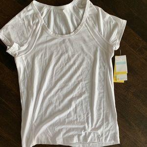 Zella white t-shirt
